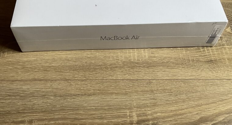 MacBook Air 13,3 – 2019 – NEUF SOUS BLISTER