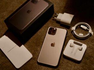 IPhone 11 Pro 256Go Comme Neuf débloqué – Complet