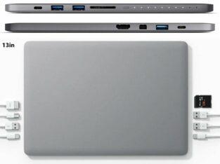 LINEDOCK 13″ + SSD 256 go + pochette transport