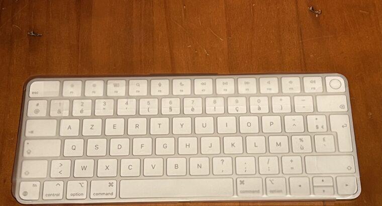 Clavier Apple Magic keyboard avec Touch ID