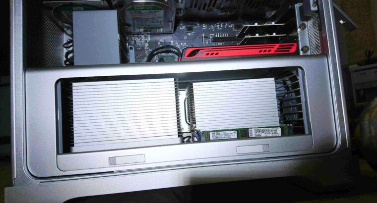 Apple Mac Pro 2010 5.1 A1289 – 2×3.46Ghz 12 cores