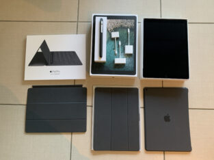 iPad Pro 12,9″ 2017 – Wifi – 256Go + Accessoires