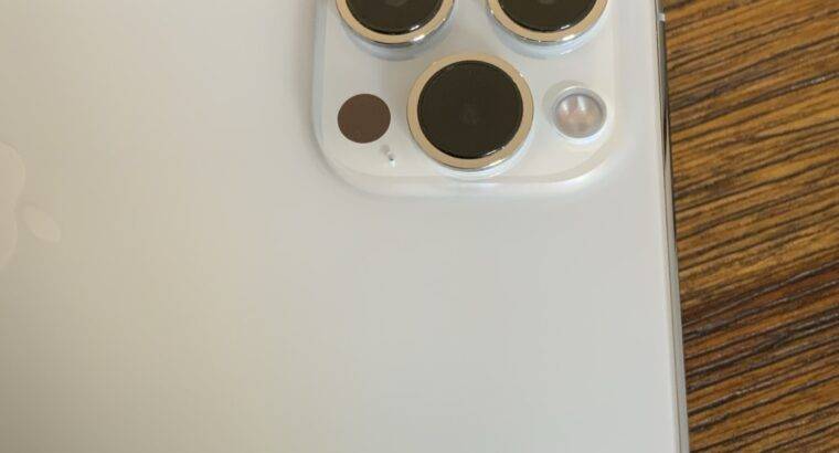 Smartphone Apple iPhone 12 Pro Max 256 Go Argent