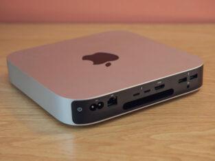 Mac Mini M1 – 8 c CPU / 8 GPU – 16Go ram/2To SSD