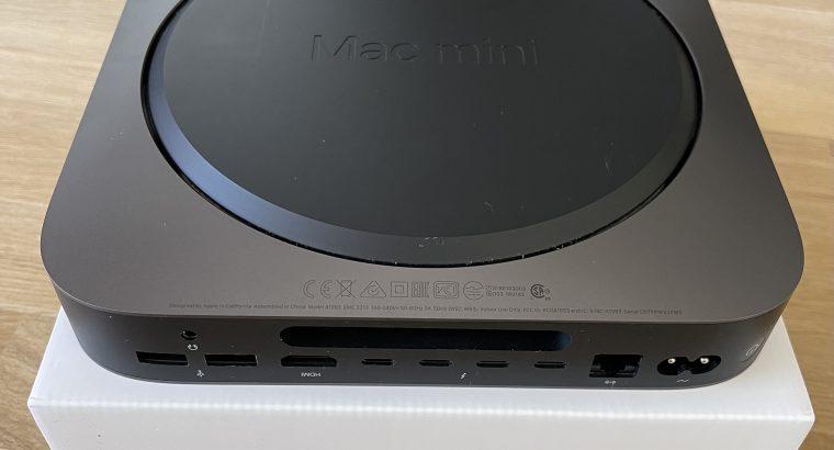 Mac mini (2018) – 6-Core i5 – RAM 32Gb – SSD 1To