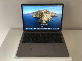 MacBook Pro Touch Bar 13″ i7 3,3Ghz SSD 512Go 16Go