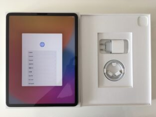 iPad Pro 12,9″ Modèle 2020 – Wifi + Cellular – 1To