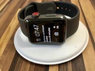 Apple watch series 3 Edition ceramique 42 MM (4G)