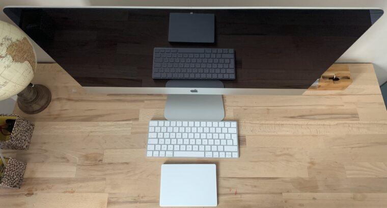 iMac 5K retina 27