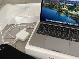 "MacBook Pro 13"" 2020 (4 Ports Thunderbolt)"