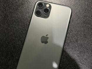 iPhone 11 Pro 64 Go Vert