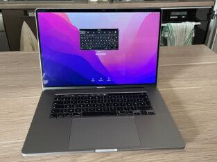 MacBook Pro 16-1To/16Go