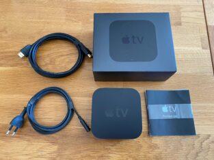 Apple TV HD 4Gen 32Go