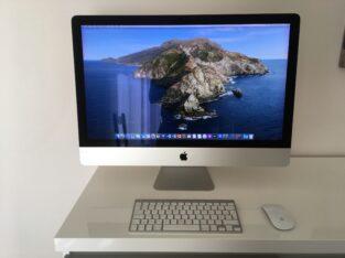 iMac 27″ Retina 5K – i5 3,2Ghz – SSD 1To – 16Go