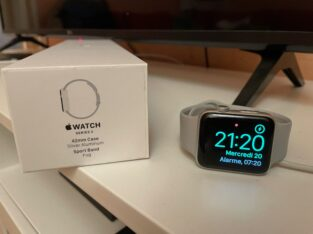 Apple Watch Series 3 GPS Silver Aluminum 42mm