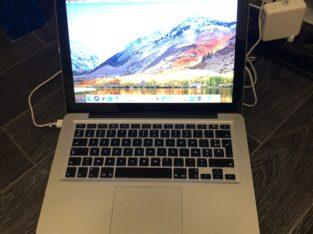 MacBook Pro 13″ 2011 i7 2,7 GHz 8 Go RAM SSD 512