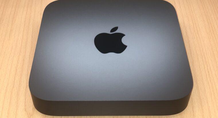Mac Mini 2018 i7 3.2GHz 500GB 16GB RAM